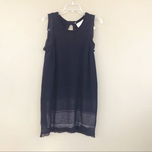 • 3.1 Phillip Lim • Cotton Blend Silk Shift Dress